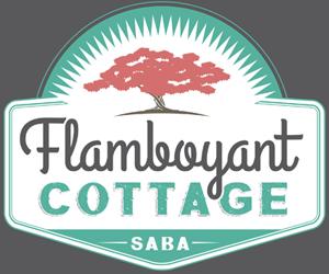 Flamboyant Cottage – Saba Vacation Rental Logo